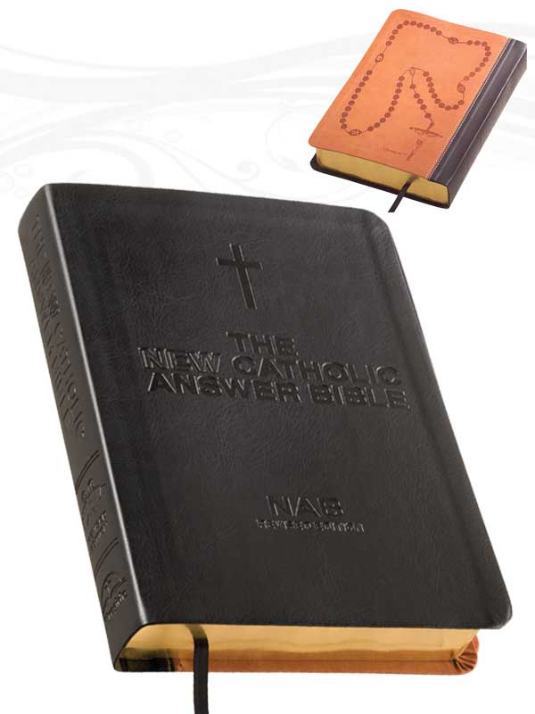 NEW Catholic Answer Bible